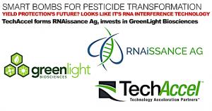 TechAccel-RNAissance Ag LLC-Greenlight Biosciences